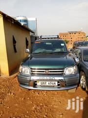 Toyota Land Cruiser Prado 2000 TX Green | Cars for sale in Central Region, Kampala