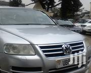 Volkswagen Touareg 2004 Silver | Cars for sale in Central Region, Kampala