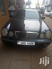 Mercedes-Benz E240 2001 Blue | Cars for sale in Central Region, Kampala