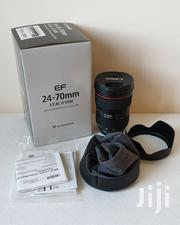 Canon EF 24-70mm F/2.8l II USM Lens | Cameras, Video Cameras & Accessories for sale in Nothern Region, Apac