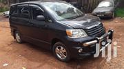 Toyota Voxy 2002 Black   Cars for sale in Central Region, Kampala