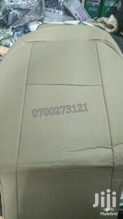 Original Seat Covers For Wish Toyota In Cream | Vehicle Parts & Accessories for sale in Central Region, Kampala