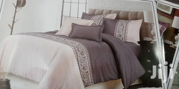 Archive: 6x6 Duvet With 1 Bedsheet and 2 Pillowcases