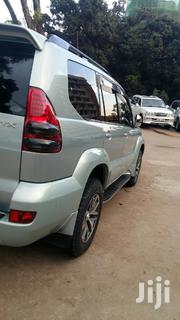 Toyota Land Cruiser Prado 2004 Gray | Cars for sale in Central Region, Kampala