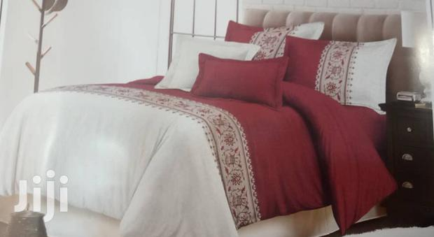 Archive: 6x6 Duvet With 1 Bedsheet and Two Pillowcases