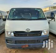 Toyota HiAce 2008 White   Cars for sale in Central Region, Kampala