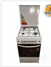 General C5040G-S Full Gas Cooker 50 X 50 Cm - Silver | Kitchen Appliances for sale in Central Region, Kampala
