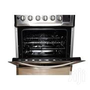 Bluefame D6040ERF ( 4 Gas Burners + An Electric Oven) 60*60 - Silver | Kitchen Appliances for sale in Central Region, Kampala