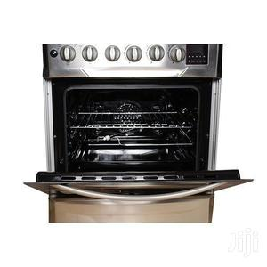 Bluefame D6040ERF ( 4 Gas Burners + An Electric Oven) 60*60 - Silver