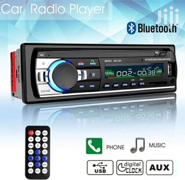 Bluetooth Simple Car Radio*