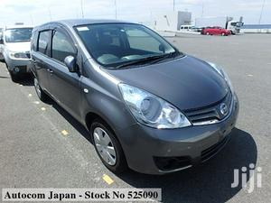 Nissan Note 2009 Gray