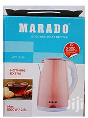Brand New Marado Electric Kettle 2.5L | Kitchen Appliances for sale in Central Region, Kampala