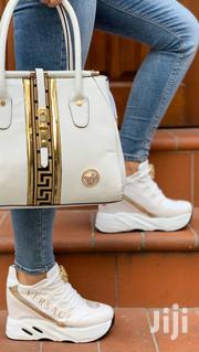 Versace High Sneakers | Shoes for sale in Central Region, Kampala
