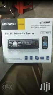 High Speed Car Radio | Vehicle Parts & Accessories for sale in Central Region, Kampala