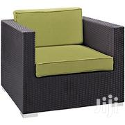 Wicker Single Sectional Sofa Chair - Off Black | Furniture for sale in Central Region, Kampala