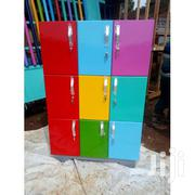 Classroom Locker With 9 Shelves and Key Locks - Multi-Color | Furniture for sale in Central Region, Kampala