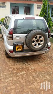 Toyota Land Cruiser Prado 2004 Silver | Cars for sale in Central Region, Kampala