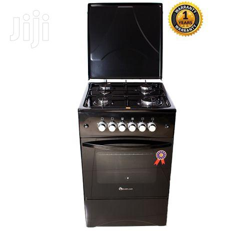 GL- General C5040G-B - 50*50 All Gas Upright Ovens - Black
