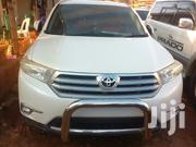 New Toyota Kluger 2012 White | Cars for sale in Central Region, Kampala