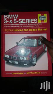 Haynes Workshop Manual BMW 3 5 Series E30 E28 E | Books & Games for sale in Central Region, Kampala