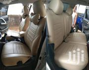 Cream Pure Leather Seat Covers | Vehicle Parts & Accessories for sale in Central Region, Kampala