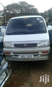 New Toyota HiAce 1998 Silver   Cars for sale in Central Region, Kampala