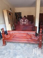 5*6 Dark Mahogany. | Furniture for sale in Central Region, Kampala