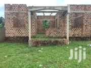 Plot For Sale With Shell House::2bedrooms On 12decimals | Land & Plots For Sale for sale in Central Region, Kampala