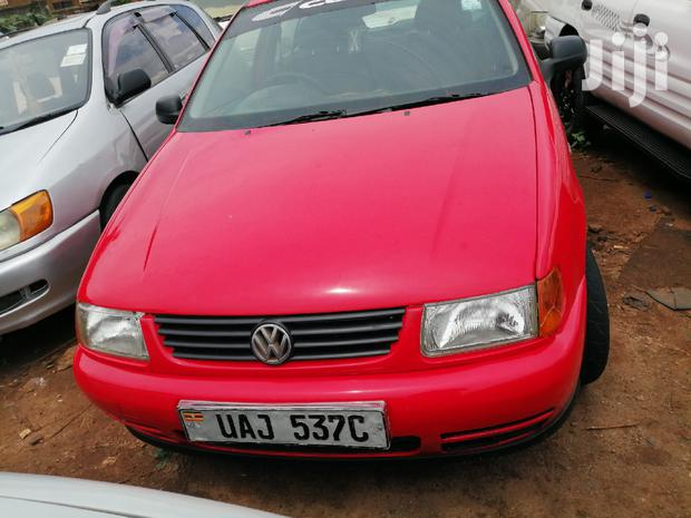 Archive: New Volkswagen Polo 1998 Red