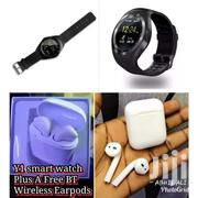 Gsm Y1 Smart Watch/Phone 2019 | Clothing Accessories for sale in Central Region, Kampala