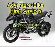 Motorcycle For Hire BMW GSA 1200 Tripple Black 2017 Model | Motorcycles & Scooters for sale in Central Region, Kampala