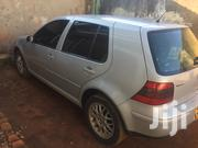 Golf 4 2002 Gray | Cars for sale in Central Region, Wakiso