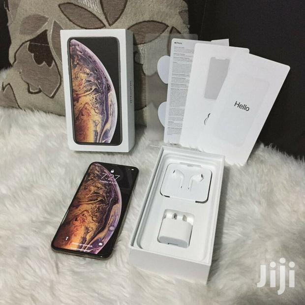 Archive: New Apple iPhone XS 256 GB Silver