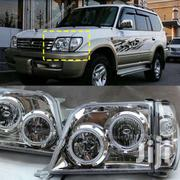 TX Prado Headlamps With Angel Lightsdepo. Eagle Eye | Vehicle Parts & Accessories for sale in Central Region, Kampala