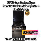 50*50cm GL- General Cooker 2gas + 2electric + Electric Oven | Kitchen Appliances for sale in Central Region, Kampala