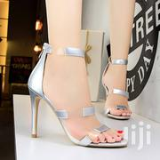Silver Heels | Shoes for sale in Central Region, Kampala