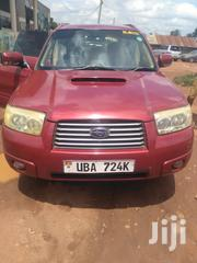 Subaru Forester 2006 Red   Cars for sale in Central Region, Kampala