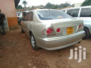 Toyota Altezza 2001 Gold | Cars for sale in Central Region, Kampala