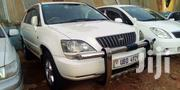 Toyota Harrier 1999 White | Cars for sale in Central Region, Kampala