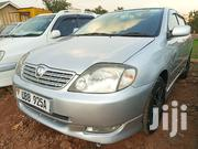 New Toyota Allex 2003 Silver | Cars for sale in Central Region, Kampala