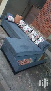 Side Glass Sofa Made on Order and Gei in 5days | Furniture for sale in Central Region, Kampala