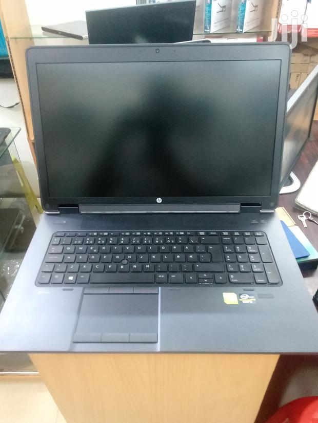 Archive: Laptop HP ZBook 15 8GB Intel Core i7 HDD 1T