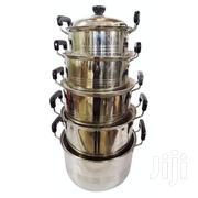 5 Piece Stainless Serving Dishes | Kitchen & Dining for sale in Central Region, Kampala