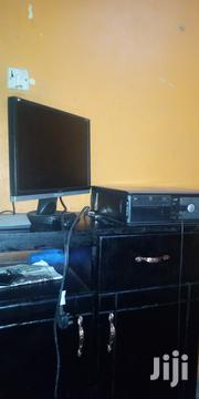 Dell Desktop And Wide Screen Monitor 19 Inches | Laptops & Computers for sale in Central Region, Wakiso