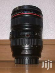 CANON Ef 24-105mm F4L Is Usm | Cameras, Video Cameras & Accessories for sale in Central Region, Kampala