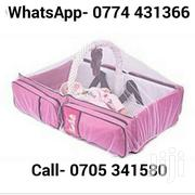 3 In 1 Baby Travel Bed&Bag With Net/2 In 1 Bed&Bag | Children's Clothing for sale in Central Region, Kampala