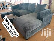 L Sofa, Center Table and 2 Poufs. | Furniture for sale in Central Region, Kampala