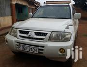 Mitsubishi Pajero 2003 White | Cars for sale in Central Region, Kampala