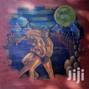 """African Evenings"" Painting 
