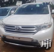 Toyota Kluger 2015 White | Cars for sale in Central Region, Kampala